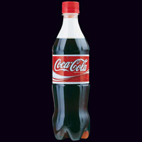 Кока-кола 0,9 л