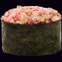 Сливочные суши с угрем