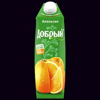 Сок добрый 1литр