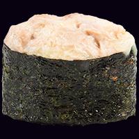 Суши запеченые с тунцом